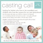 Were casting for an upcoming shoot in the #NYC area. Enter your little one now: https://t.co/g8gaSfEs9M http://t.co/SQYcnKwQs7