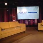 "45mins till @YahooFinance panel. ""the future of money"" at Brazos Hall @sxsw #yodel http://t.co/ZhjnoV9fNx"