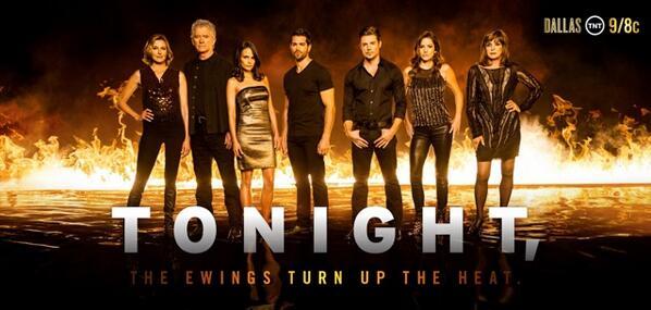 #DALLAS fans unite!!! All new episode of @Dallas_TNT tonight at 9/8c. @tntweknowdrama http://t.co/v7gf2KAF4a