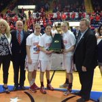 Congratulations to @MaristAthletics on claiming another MAAC Womens Basketball Championship trophy! http://t.co/4B277lIrFY