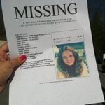 RT @DuffieDixon: Police now say Kelsie may have a large black backpack with her #11lalive http://t.co/h9XdMuKsSG