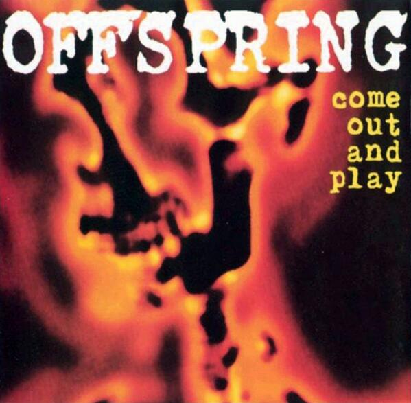 """""""Come Out And Play"""" was released as the first single from #SMASH on this day in 1994. http://t.co/1nr3EaSNXQ"""