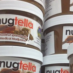 En Californie, on peut acheter du Nutella au Cannabis. http://t.co/0CyN6lt9Jq