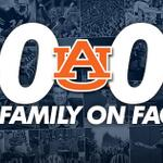 Now more than 400,000 members of the #Auburn Family on official Facebook page of the Tigers: https://t.co/ztxCQ8LLLO http://t.co/ERY5PO0Ocm