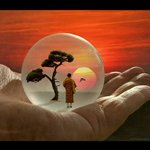 RT @BuddhaBrian: What we hold in our hands is temporary , What we hold in our hearts is forever ~BB @DeepakChopra