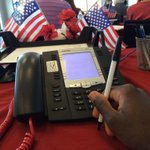 Ive got a pen and Ive got a phone. I plan to use them to #GOTV for @DavidJollyCD13! #sayfie #CD13 http://t.co/KxUV8mzUj0