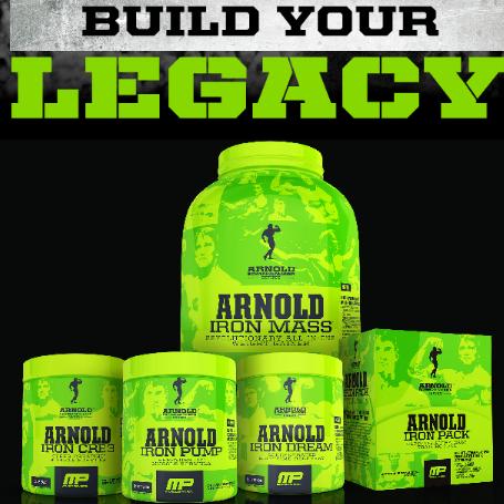 *** @Schwarzenegger MASS stack Giveaway**** (((( #RT2enter )))) @MusclePharm @ketch @ArnoldSports @SabotageMovie http://t.co/oE2DyYa8Uy