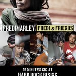 FREDIMARLEY - FREDI & FRIENDS HARD ROCK RISING 2014 - HARD ROCK CAFE BALI - 12 Maret 2014, 9 pm http://t.co/60SO2SvHAd