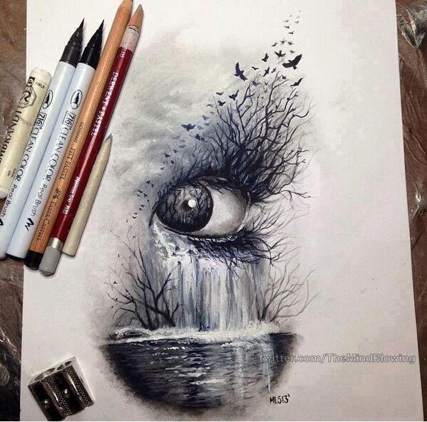 Amazing art by Martin Lynch Smith. http://t.co/cb9UhOToyf