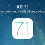 RT @rapplerdotcom: Apple releases iOS 7.1 featuring CarPlay http://t.co/pnCMMkezSm http://t.co/OlNPak7EFY