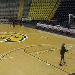 MT @JeffStur23 some of our @southernmisswbb players getting extra shots up tonight prepping 4 C-USA tourney http://t.co/OkHbNNpcmo