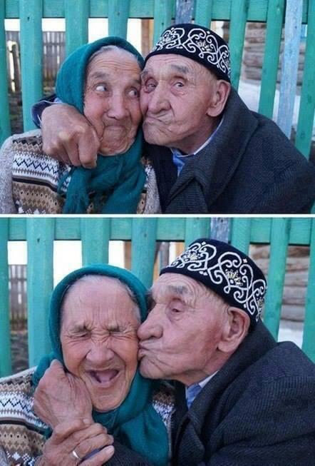 Znalezione obrazy dla zapytania old couples