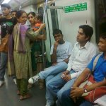 RT @HDL_KA: AAP leader Bhagwan Singh of Kirtinagar K block fought with a lady carrying a baby for a seat on Metro #AAPwedsAajTak http://t.co/agfcoPj5GL