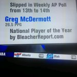 RT @cucoachmac: Its about time that I was properly recognized for my ability! #gregmcbuckets http://t.co/7BoIi9mc75