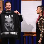 RT @DemiCharmedLife: BFFs from the beginning. and look at how far they both have made it… damn its fun to stan. @ddlovato @jimmyfallon http://t.co/RBICZaHYJU