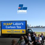 """The best way to help WA grow and prosper is for the Senate to scrap Labors anti-WA Carbon & Mining Taxes"" -T Abbott http://t.co/KJ8X7OnZIj"
