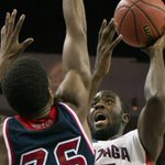 . @cmulvany game photos from #Zags men 70-54 #WCC win over Saint Marys. http://t.co/ZqEQTWpINW http://t.co/QEWG3iPkYH