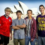 This just in... The Inbetweeners 2 is coming to UK cinemas on 6th August! http://t.co/eNUZ7J2kkU
