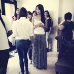 """@xtraordinharry: @bernardokath you look so statuesque here. see you agaiiin! cant waiiiiit!!  http://t.co/91e4B18pce"""