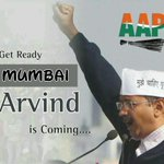 RT @Sharayu28: @ArvindKejriwal is a symbol of courage nd hope.He hs done something wich every Indian wished he hd done! #AKInMumbai http://t.co/rCRHNN0IQA