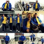 "RT @AifcArsenal: ""@tomgunner14 Yesterday, Arsenal fly to Germany for Bayern game. http://t.co/0UKImuWVkC"""
