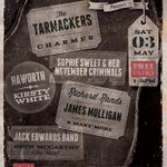 @thetarmackers date for your diary, 3rd of May, 2014. The long awaited return of the Tarmackers #leeds #music http://t.co/UJSpEC4LFs