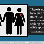 CII chief opposes laws against polygamy http://t.co/U3gcHRWtIX #Pakistan http://t.co/hMCuLFFr1f