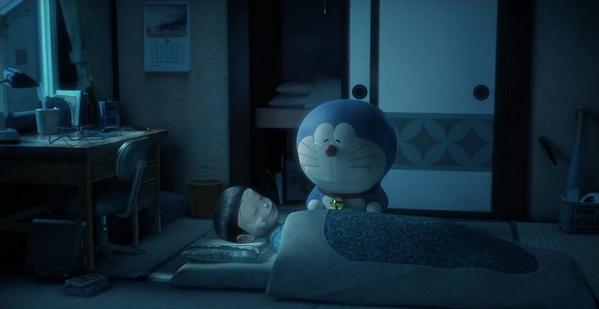 Teaser film animasi cerita akhir Doraemon berjudul Stand By Me yang akan rilis Agustus 2014 http://t.co/rpHmPQnUgt