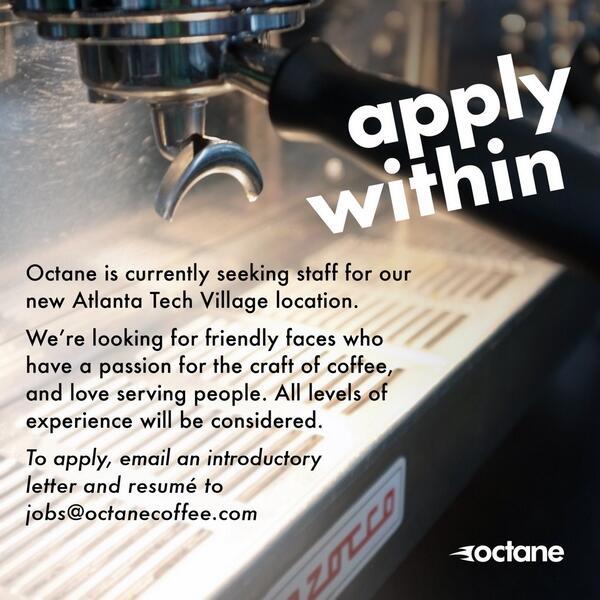 We're hiring. http://t.co/wQI4k1bfYL