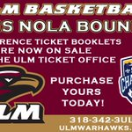Call 342 5417 to purchase your tix for the Sun Belt Tournament. #NOLAbound #Rise #talonsout http://t.co/8rYKaologd