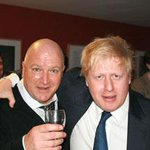 Great picture from @surreycomet of when #BobCrow and #BorisJohnson met for the first time in Kingston in April 2011 http://t.co/I9OQ5WPBJA