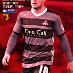 Get your RTID Watford edition with Billy Sharp interview and photos. All for just £3 http://t.co/Ef7xUsm1OT