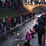 Join us today at the Welcoming of Spring, a traditional event by Gradaščica channel http://t.co/ktrQlkMz2w #Ljubljana http://t.co/qNOk1xOqCo