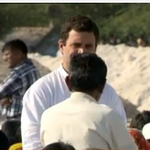 RT @INCIndia: Salt pan workers in Gujarat interact with Rahul Gandhi, want lease license for themselves #KattarSochNahiYuvaJosh http://t.co/mhhI9k2aNo