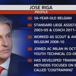 Jose Riga has arrived at the Charlton training ground,& seems to be the hot favourite. Is he the right man for #CAFC? http://t.co/c6SoTmhNA6