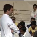 RT @INCIndia: Children want hostels, as their parents work in Rann for months. - Salt pan workers interaction with Rahul Gandhi http://t.co/8EZLFgGfv4