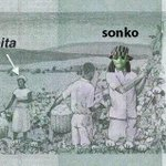 Sonko chilling out with Lupita at the Cotton fields in the 200 bob Note http://t.co/P4ndNWMgng