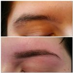 HD Brows. Before and after #ilovebawtry #iloveDN #bawtry http://t.co/6UQKZU46GX