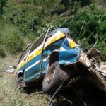 "RT @ClanSewe: I thought that is a 14-seater? ""@TrendKE: #ChepsangorAccident: 15 people dead & 5 injured. http://t.co/PdxYuzZxhY http://t.co/3tbIlEigpK"""
