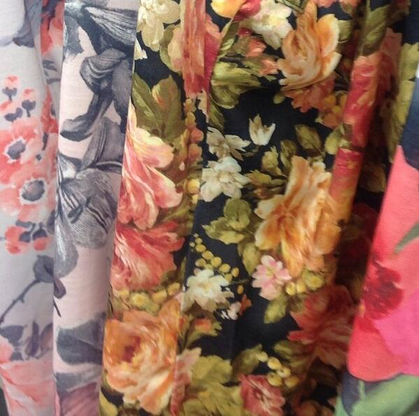 Can't wait to make these florals into #Ibiza vests for @ETTOBoutique http://t.co/8S2RS4PRqE