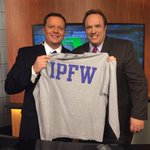 "RT @jrwskw: ESPN2 at 9 PM @GregShoup Go ""Dons"" tonight @IPFWAthletics a win gets them to the big dance for the 1st time ever! http://t.co/fXVRv2IsW3"