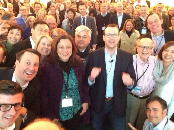Guess, how many people are in the #Burson Global Leadership #Selfie? Pls RT http://t.co/FLmevawsHf