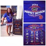 Were giving a brand new #perfectseason tshirt! RT & follow to be entered. Winner announced Wednesday! #GoGators http://t.co/7fJv2NjBa1