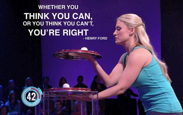 Believe in yourself! #MinuteToWinIt, tonight at 8/7c on @GSN  #Apoliday Vacation is back! http://t.co/8S0MOUioZ5