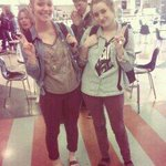 """@Jessica_Urquijo: we even pose the same. #twintuesday #spiritweek2014 kens and stock are ugly http://t.co/TmYSnfGl8t"" #SpiritWeek2014"
