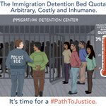 RT @DetentionWatch: .@wwwicegov & Congress prove they don't care about immigrant families yet again. #EndtheQuota &build a #PathToJustice http://t.co/q8HtAPxa58