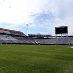 RT @UKAthleticsNews: Rest easy, #BBN, The field is untouched and good to go for the Spring Game. http://t.co/epioLZJJW3