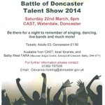 RT @doncaster_uk: RT @northareateam #doncasterisgreat http://t.co/5ceodJjDMI
