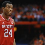 THIS JUST IN: NC State's T.J. Warren has been named ACC Player of the Year. He averaged 24.8 PPG this season. »