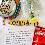 RT @ddlovato: Awww, thanks @1061BLI!!! You guys always make me feel special & I cant thank you enough for understanding. XOX http://t.co/G2eWObYg30